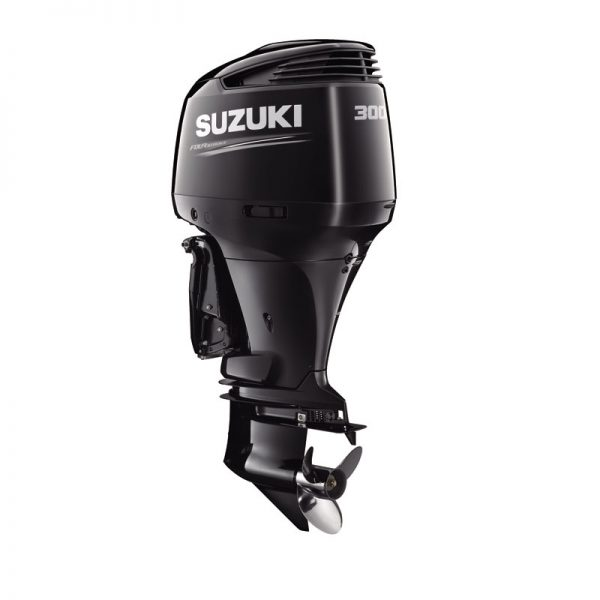 Suzuki DF300APX - 4-х тактный лодочный мотор с дистанционным управлением