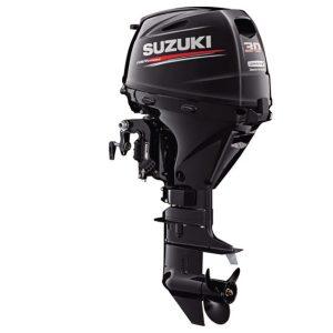 Suzuki DF30-4-х тактный лодочный мотор с дистанционным управлением
