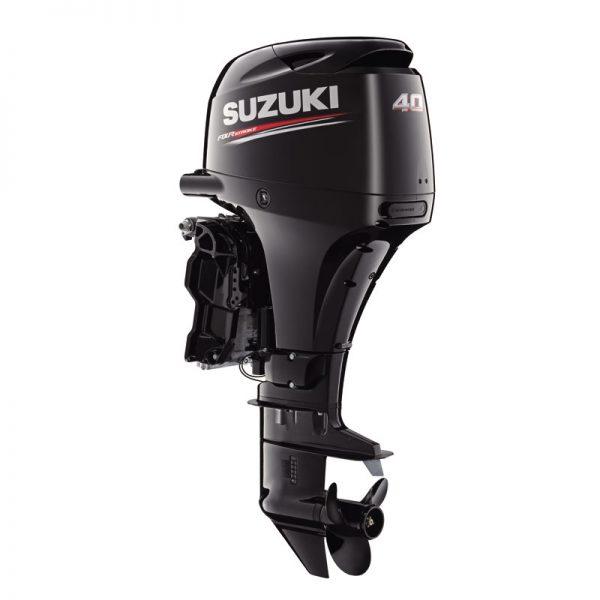 Suzuki DF40ATL - 4-х тактный лодочный мотор с дистанционным управлением