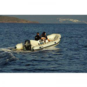 Лодка BRIG FALCON 450L