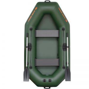 Лодка гребная Колибри К-240 Standart