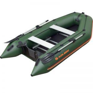Моторная лодка Колибри КМ-300D Pro