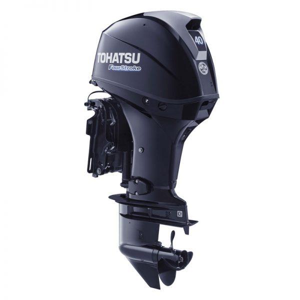 Tohatsu MFS40A ETL - 4-х тактный лодочный мотор с дистанционным управлением