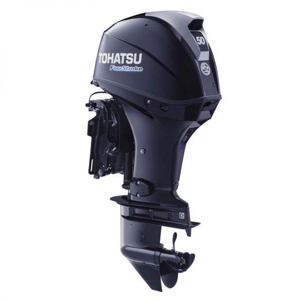 Tohatsu MFS50A ETL - 4-х тактный лодочный мотор с дистанционным управлением