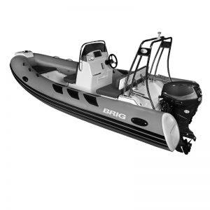 Лодка BRIG NAVIGATOR 485