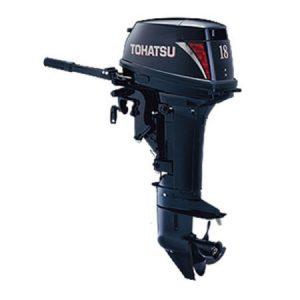 Tohatsu 18 - 2-х тактный лодочный мотор