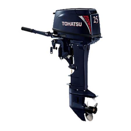 Tohatsu 25 - 2-х тактный лодочный мотор