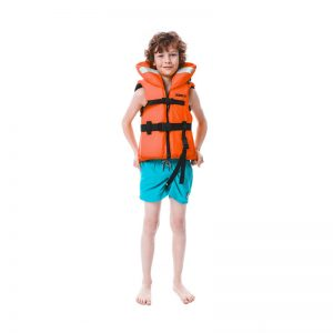 COMFORT BOATING VEST YOUTH Orange