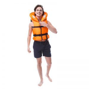 COMFORT BOATING VEST Orange