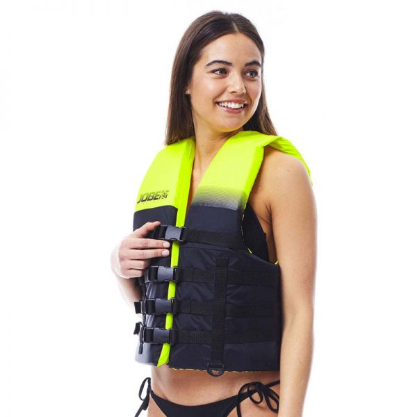 DUAL VEST Lime Green