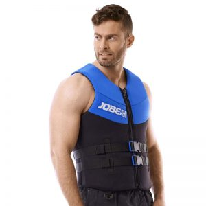 NEOPRENE VEST MEN Blue