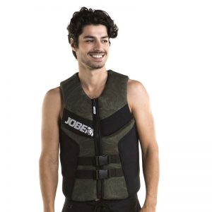 SEGMENTED VEST MEN Army Green