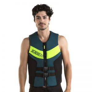 SEGMENTED VEST MEN Dark Teal