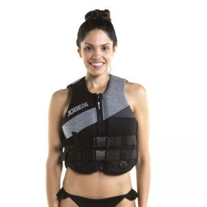 NEOPRENE VEST WOMEN Cool Grey