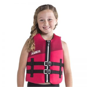 NEOPRENE VEST YOUTH Hot Pink