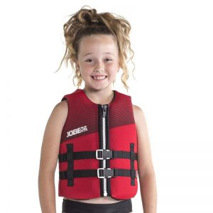 NEOPRENE VEST YOUTH Red