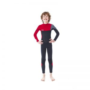 BOSTON FULLSUIT 3/2MM Red