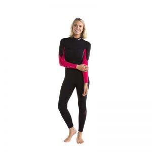 SOFIA FULLSUIT 3/2MM Hot Pink