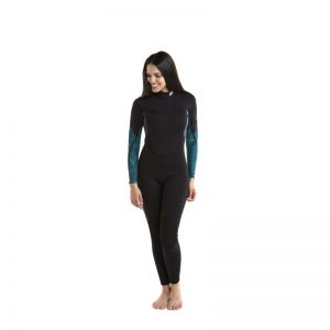 SOFIA FULLSUIT 3/2MM Dark Teal