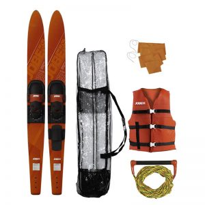 Водные лыжи Allegre Combo SKIS RED Package
