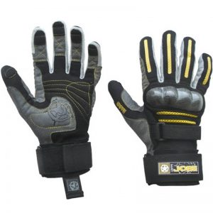 Перчатки Grippa Deluxe Gloves Black