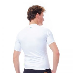 Футболка Rash Guard Men White