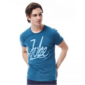 Футболка T-shirt Script Men Blue