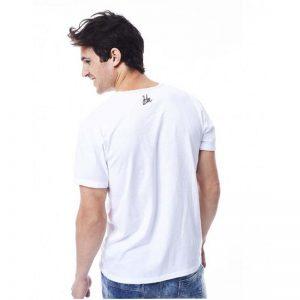 Футболка T-shirt Script Men White