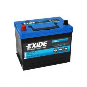 Аккумулятор Exide Dual ER350 80 Ач