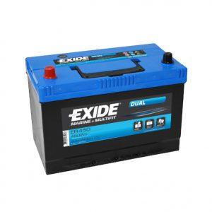 Аккумулятор Exide Dual ER450 (95Ач)