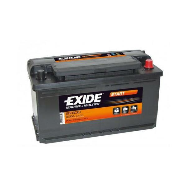 Аккумулятор Exide Start EN800 (90Ач)