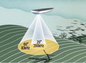 2D сонар или BroadBand